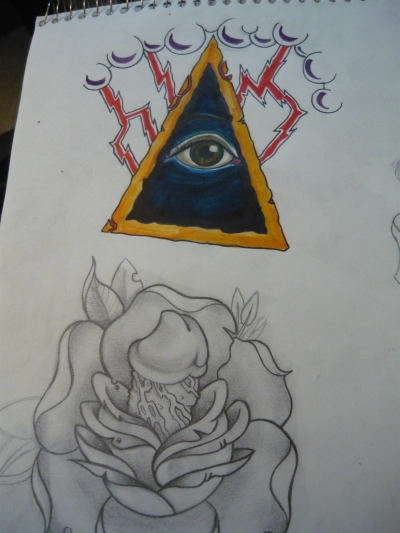 Sketchbook page3