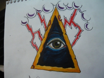 Traditional eye storm