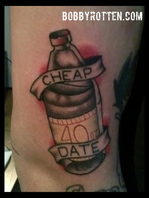dating tattoo artist