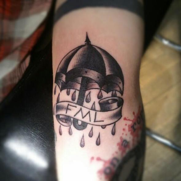 FML Tattoo